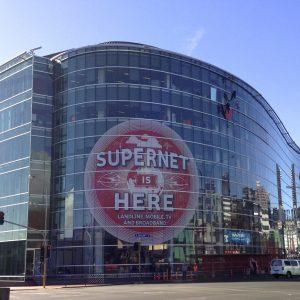 Supernet graphics