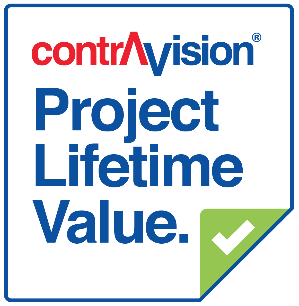 Contra Vision Project Lifetime Value logo