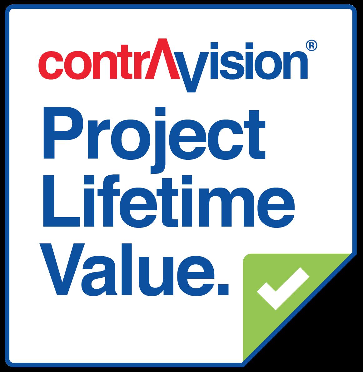 Contra Vision Project Lifetime Value logo