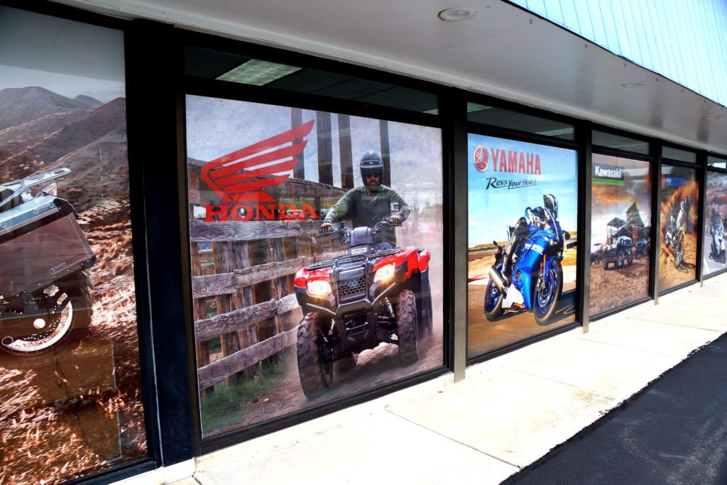 montgomeryville-cycle-centre-contra-vision-perforated-window-film