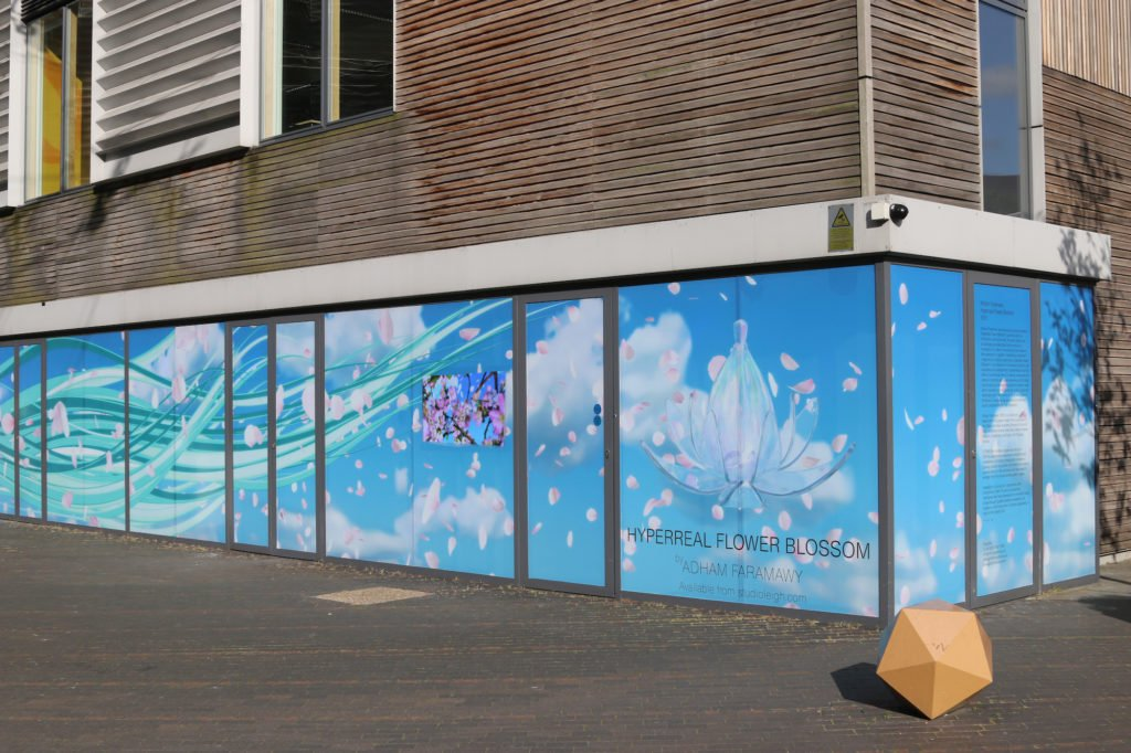 vitrine-gallery-uk-contra-vision-perforated-window-film