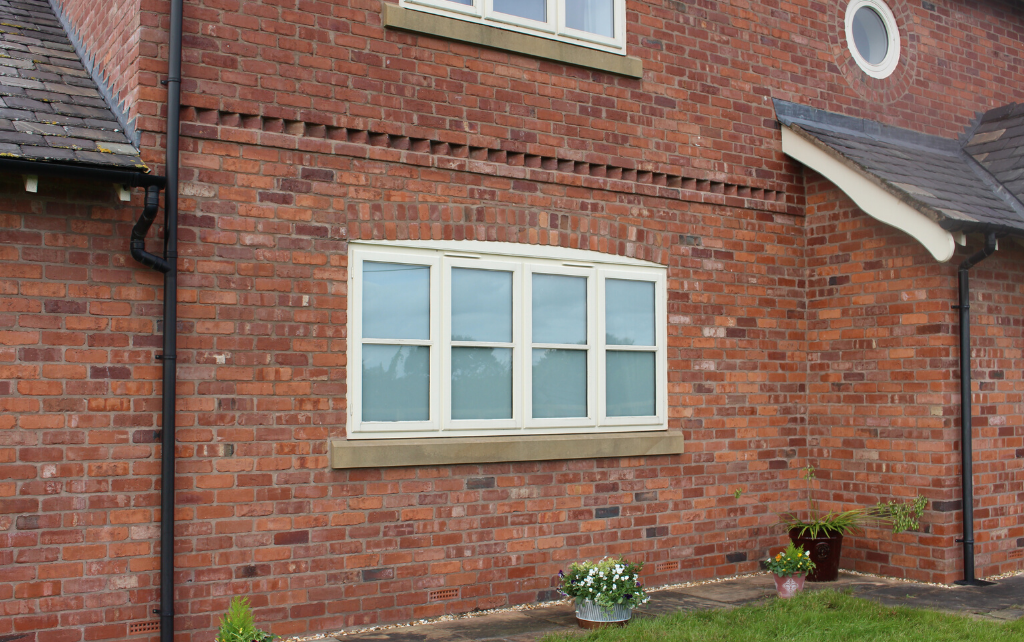 Privacy Window Film installation for the home